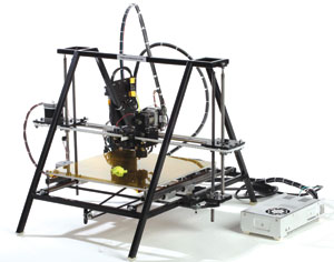 Glacier Steel 3D printer