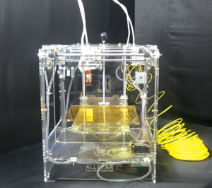 iPrint 3D printer
