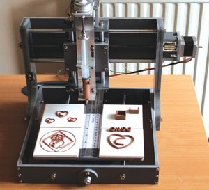 Choc Edge 3D printer