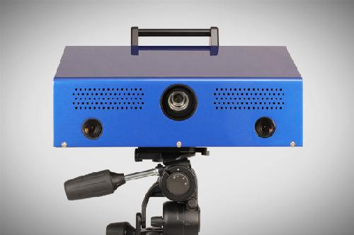 3D3 Solutions Introduces HDI Blitz 3D Scanner - Digital
