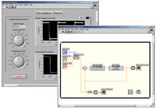 A New Control Design And Simulation Module For Labview 8 5 Digital Engineering 24 7