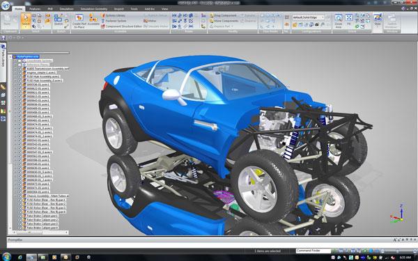 3D Modeling Softwares