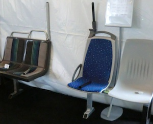 Altair Bus Seats
