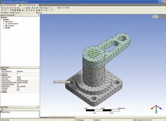 ANSYS, Inc  Releases Workbench 11 - Digital Engineering 24/7