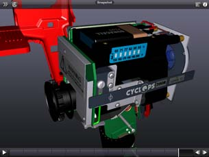 Autodesk Extends Inventor Publisher to Mobile Devices