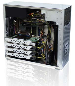 BOXX Debuts 4880 XXtreme Workstation with New NVIDIA Quadro 5000
