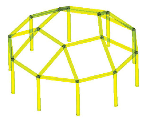 Truss/Frame Structure