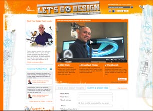 """Let's Go Design"" interactive web series from SolidWorks"