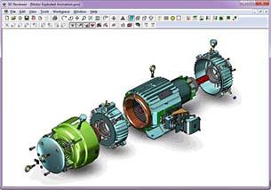 Convert CAD Data into Interactive 3D PDFs - Digital