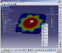 crash analysis integrated with catia v5 digital engineering rh digitaleng news CATIAV5 Cam Catia V5 Software
