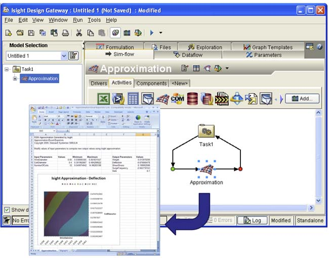 Dassault Systemes Delivers Isight 4 0 for Simulation Automation and