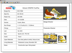 Delcam CRISPIN Launches New Footwear Design Software