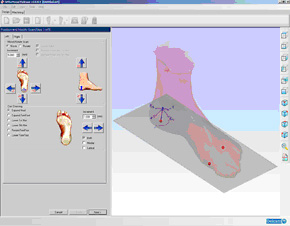 Delcam crispins 3d footwear design software