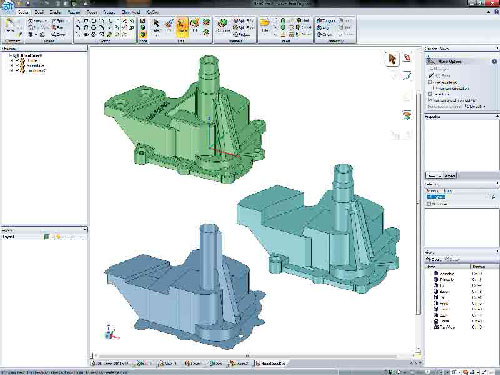 ANSYS Direct modeling