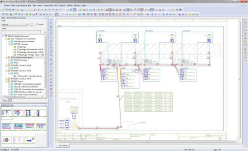 Enhanced electrical fluid product design automation for What is eplan software