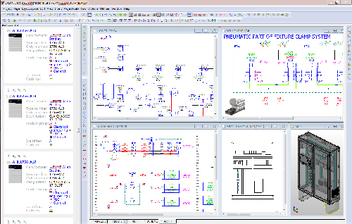 Eplan fluid and harness prod added to rockwell automation for What is eplan software