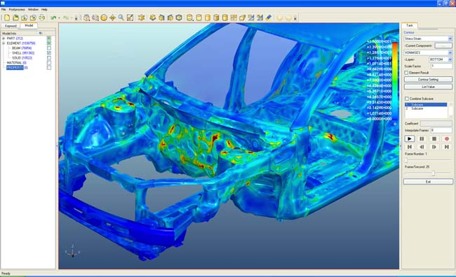 Eta introduces presys advanced finite element modeling for Finite elemente modell