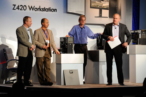 HP Z Series Wows them in Vegas - Digital Engineering