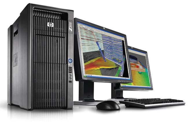 Review: HP Z800 Workstation Redesigned & Reinvented