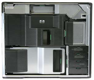 HP Z800 Workstation Redesigned & Reinvented - Digital Engineering 24/7
