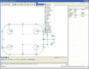 IDX Variable Constraint System for AutoCAD `08