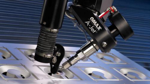 JETCAM Supports OMAX Waterjet CNC Machines - Digital