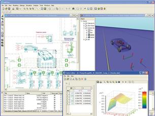 LMS Integrates 1D & 3D Simulation for Vehicle Handling - Digital