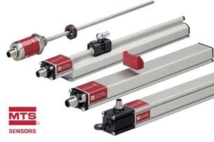 Magnetostrictive Linear Position Sensor Released Digital