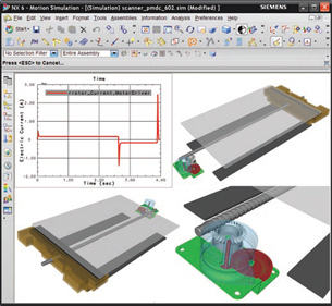 Motion Simulation Software Tools