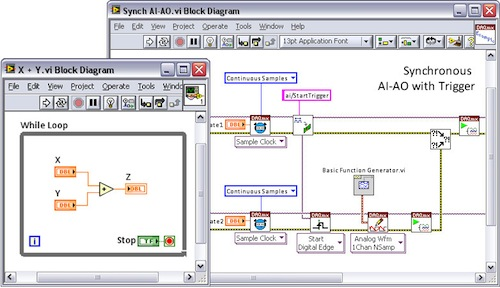 LabVIEW 2011