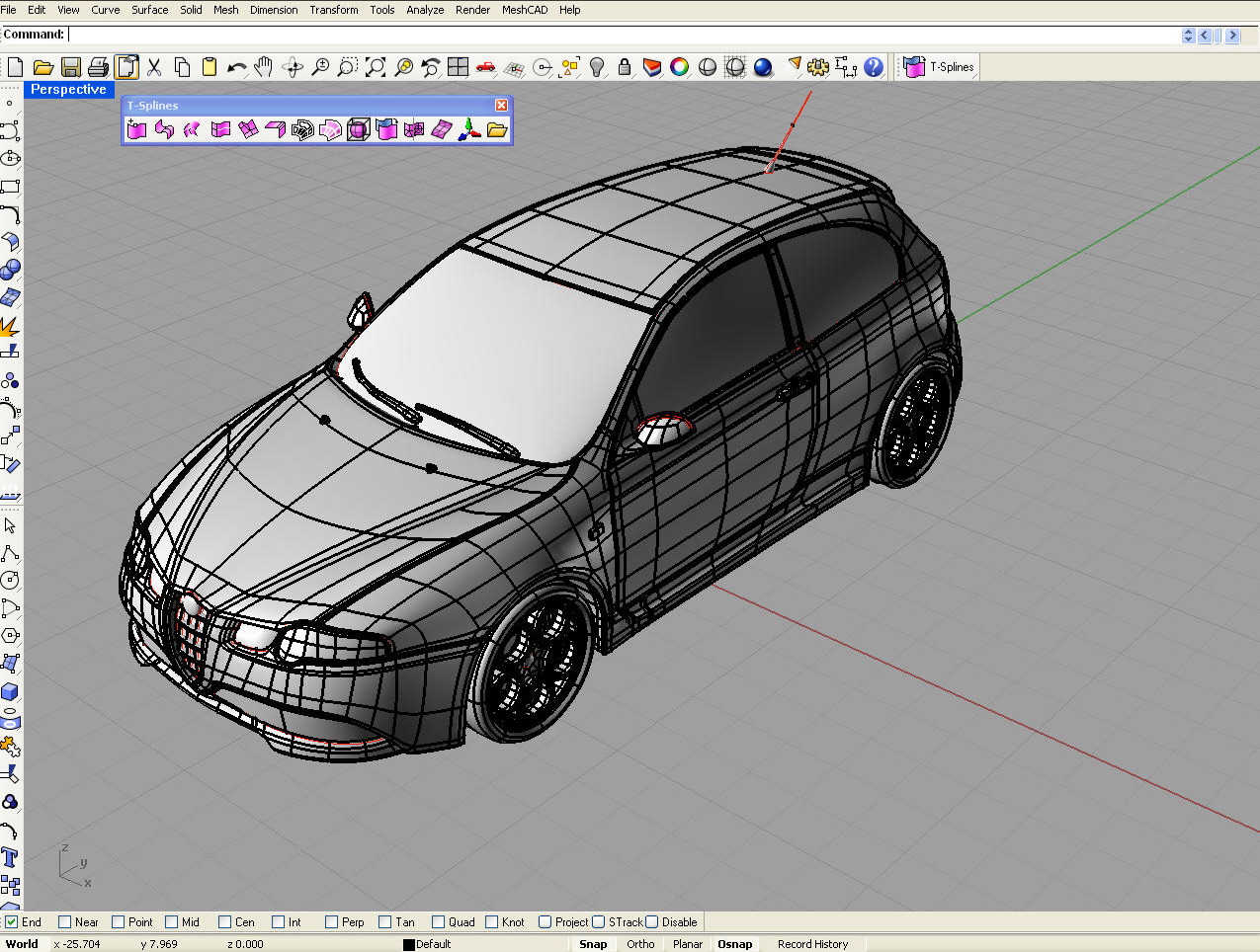 New Modeling Software Released by T-Splines, Inc.