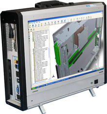NextComputing Releases All-In-One Mobile Workstation Optimized for CAD