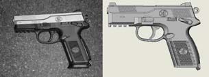 NVision Helps Produce Handgun Replica Three Months Faster