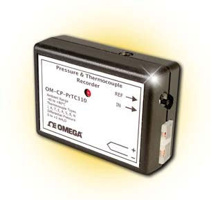 Omega Releases OM-CP-PRTC110 Data Logger