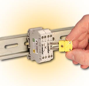 Omega Releases Thermocouple Terminal Blocks