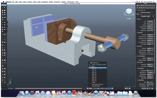 Review: AutoCAD 2011 for Mac - Digital Engineering 24/7