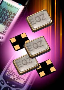 Saelig Offers New Low-Voltage Crystal Oscillators