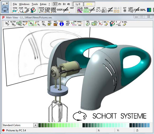 Schott Systeme Updates Pictures by PC 3.4