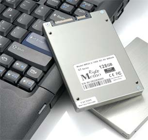 Solid-State Drives: Speed and Efficiency