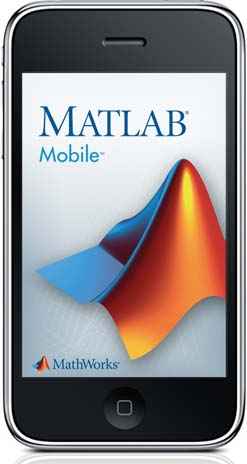 The MathWorks Releases MATLAB Mobile iPhone App