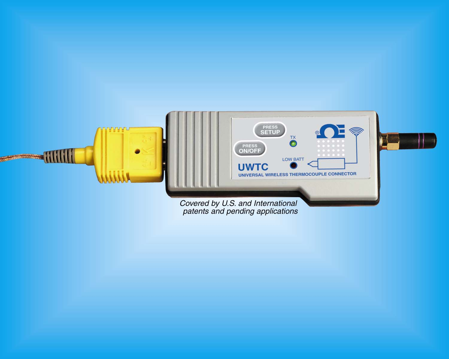 Thermocouple-to-Wireless Connector/Converter - Digital Engineering