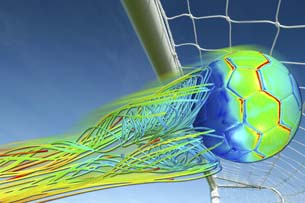 Wilson Sporting Goods Teams with CD-adapco for Aerodynamics Simulation