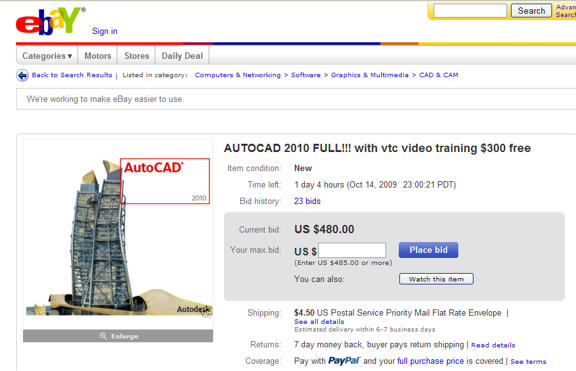 Software Resale on eBay: Court Sided with Reseller - Digital