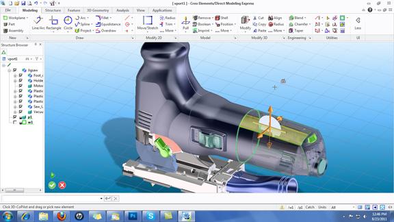 CREO parametric tutorial Pdf Free Download for Mechanical