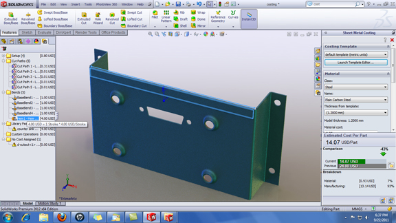 SolidWorks 2012 Takes on Money Matters - Digital Engineering