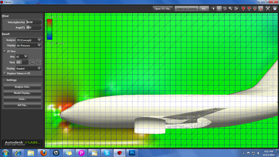 Fly into a Wind Tunnel with Autodesk Project Falcon