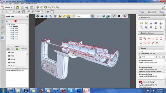 Tetra 4d 3d pdf for autocad