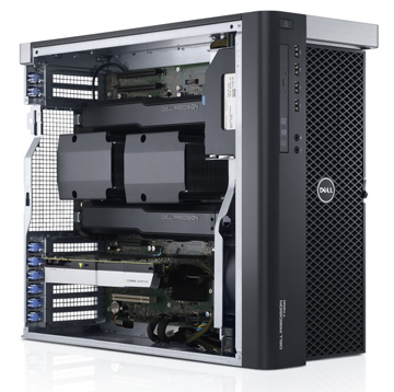 New Dell Workstations with NVIDIA Maximus Dual-GPU