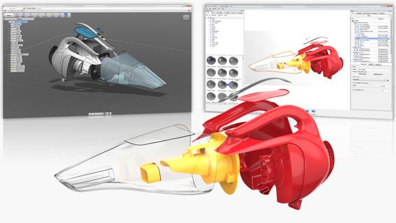KeyShot for Autodesk Fusion 360 - Digital Engineering 24/7