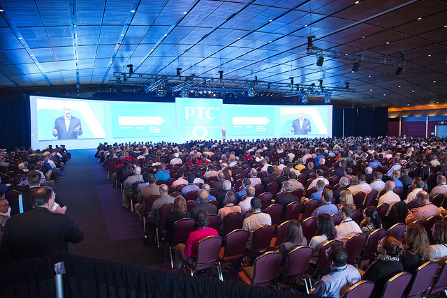 PTC welcomed more than 2,000 attendees to the annual PTC Live Global event this week.